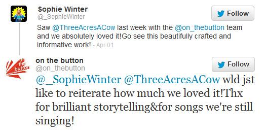 walthamstow twitter feedback