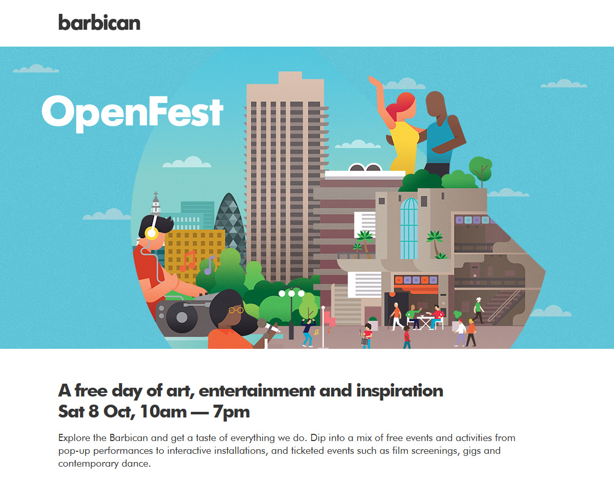 barbican-openfest